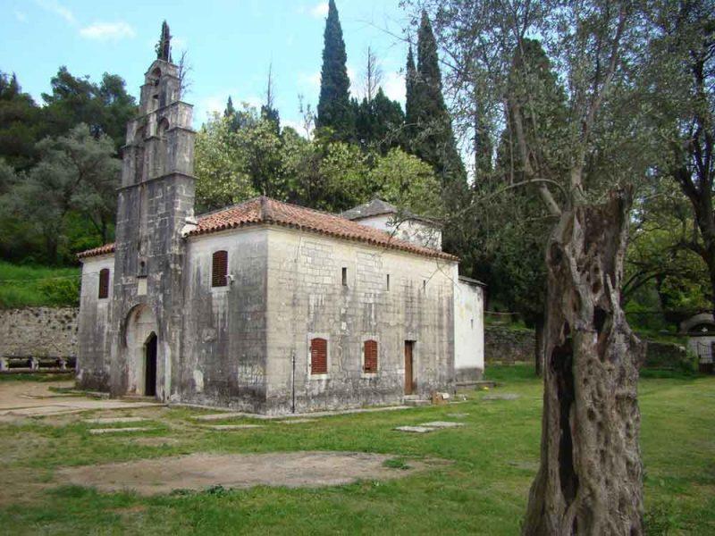 Crkva-Svetog-Đorđa-Podgorica